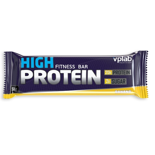 High Protein Bar 100 qr