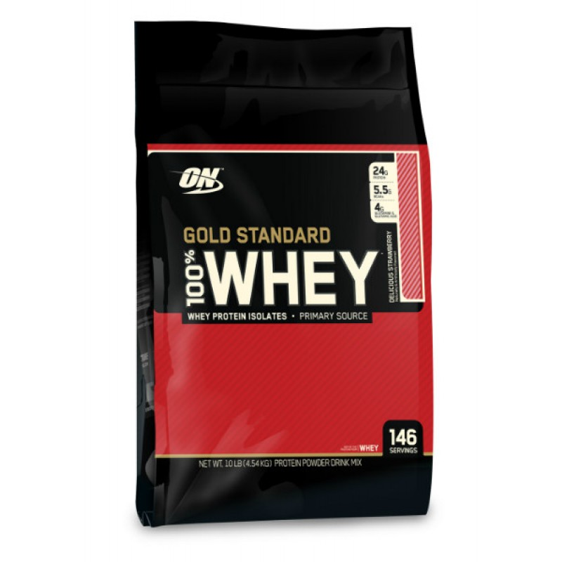 100% Whey Gold Standard-4,5kg